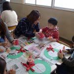 写真:未就園児親子教室の様子